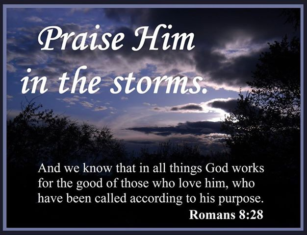 Praising god in the storms special needs parenting
