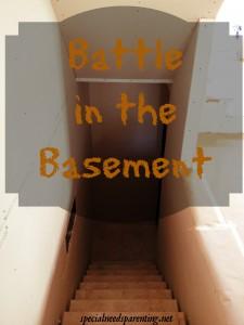 battle in the basement