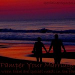 Pamper Your Marriage - even when you are a caregiver {specialneedsparenting.net}
